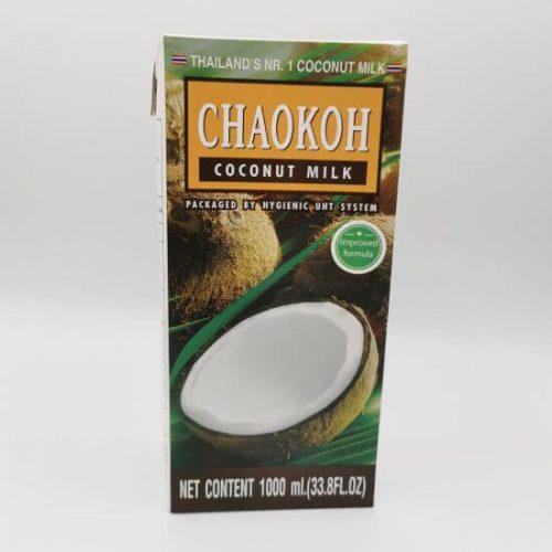 Chaokoh Kokosmilch 1l